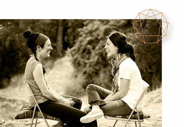 Dos mujeres ~ un camino (personalidad y esencia)