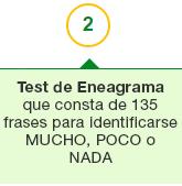 Test de eneagrama - Paso 1