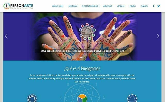 Personarte tiene nuevo sitio web